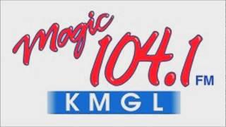 Magic 104.1 KMGL Aircheck October 12, 2006 - 4PM
