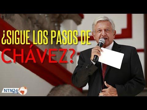 ¿Seguirá México los pasos de Venezuela y Cuba con López Obrador de presidente?