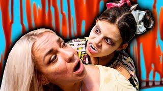 Η ΚΙΚΗ ΕΓΙΝΕ ΔΡΑΚΟΥΛΑΣ??? Τρόμαξαν τα παιδιά!! @Kiki and Friends