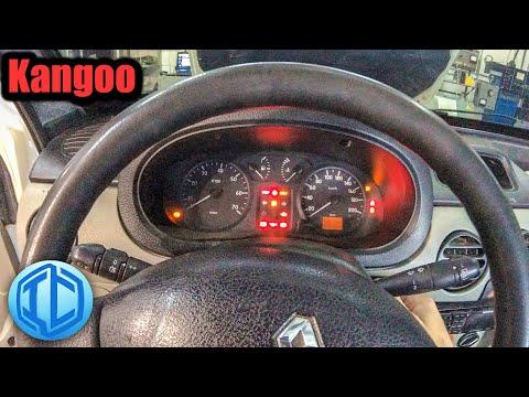 Renault Kangoo на обслуживании у автоэлектрика