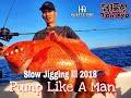 Slow jigging Deep Sea Alor Indonesia