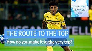 DEBATE: Sancho, Mount and Maddison: What is the best route to the top of the game now?