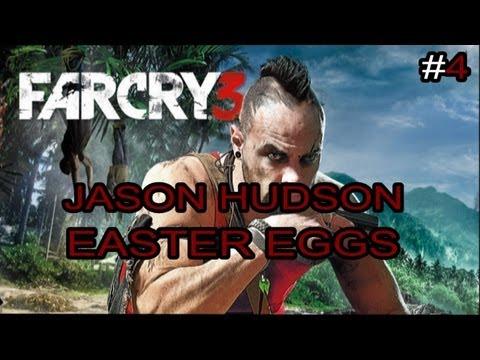 Far Cry 3 - Jason Hudson Easter Eggs Part 4