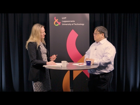 Knowledge Management - Interview with Eric Tsui - LUT
