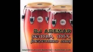 DJ ADEMAR - Semba Mix (12/2010)