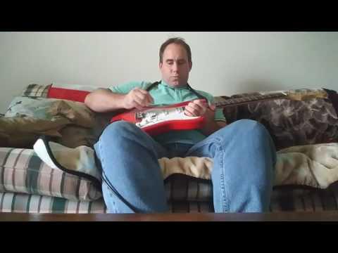 Weather radio guitar sound effects guitar shred chad crawford