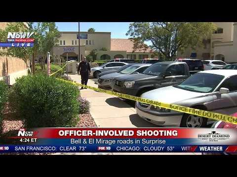 FNN: Car slams through south Phoenix home, Stephon Clark protest in Sacramento