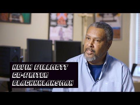 "Kevin Willmott on ""Blackkklansman"""