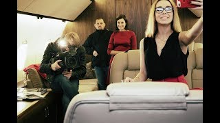 What's the Story Behind Fake Private Jets on Instagram? | What's Trending Now