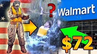 We Tried to Make a WW2 US Bomber Uniform from Walmart...