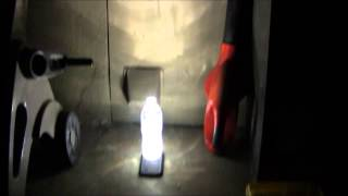 How to Make Your Light Brighter At Night Water Bottle Lamp Lights