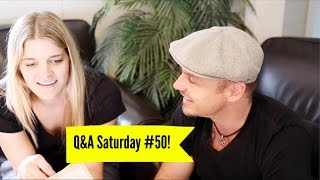 The Good Dog's Q&a Saturday Episode #50! (answers For