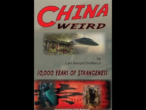 China Weird - Ghosts and Gold with Carl Joseph DeMarco