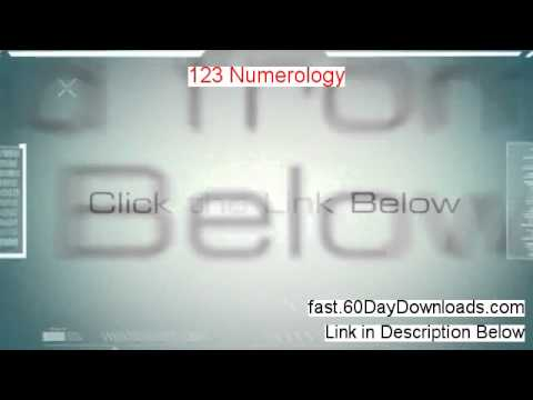 123 Numerology Download the Program Free of Risk - Unbiased Review