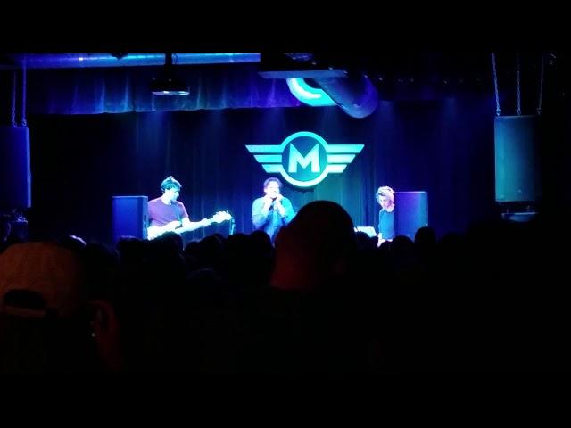 John Maus - Bennington - Live @ Motorco, Durham, NC  on 2/9/2018