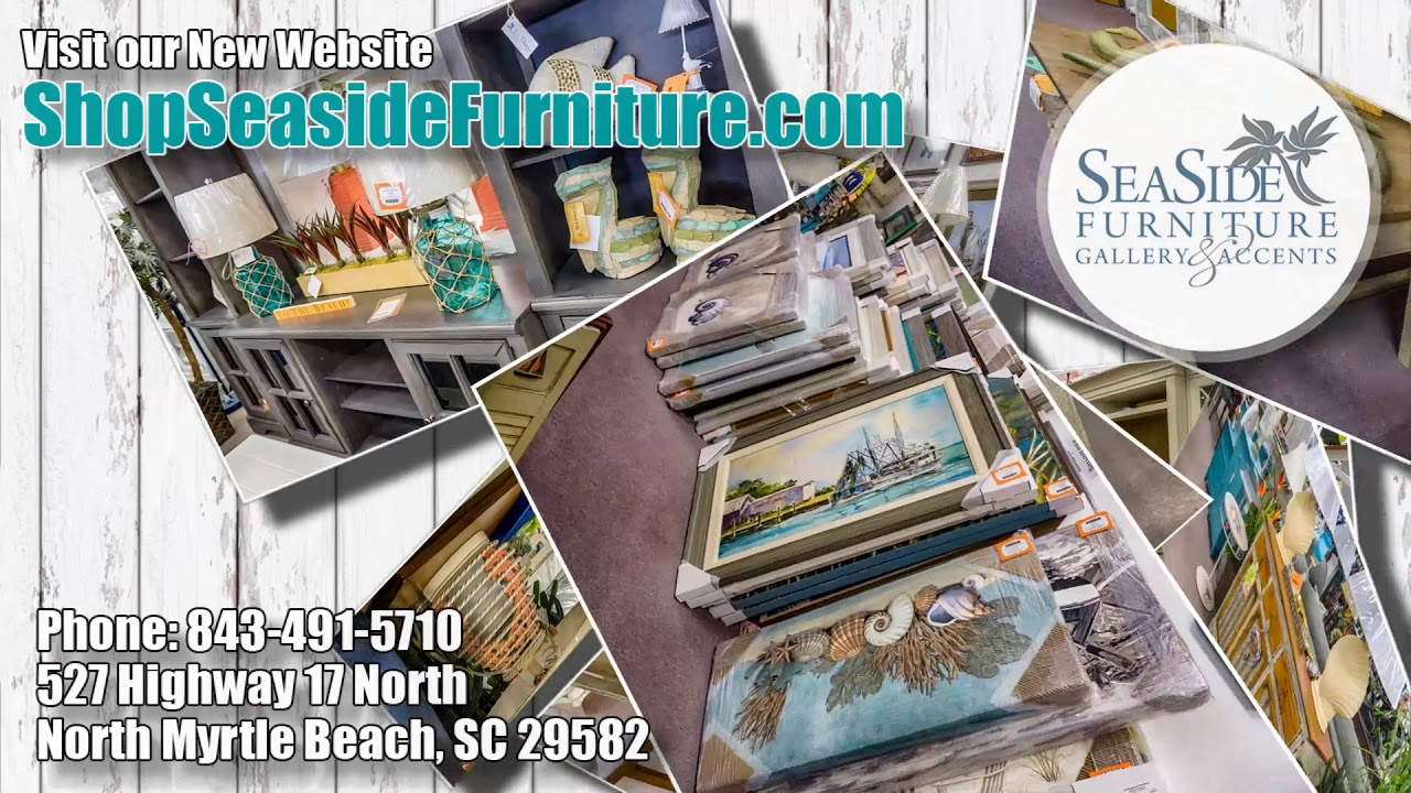 Fall Into Savings This October At Seaside Furniture Gallery U0026 Accents.