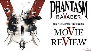 PHANTASM: RAVAGER (2016) - Movie Review