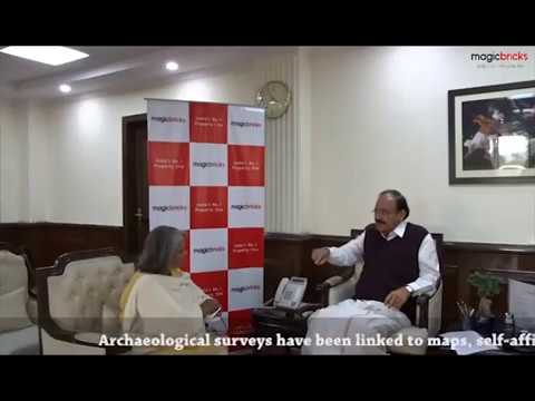 Magicbricks Dialogues: Housing for All includes middle classes - Venkaiah Naidu