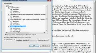 Wie wird Java im Browser aktiviert?