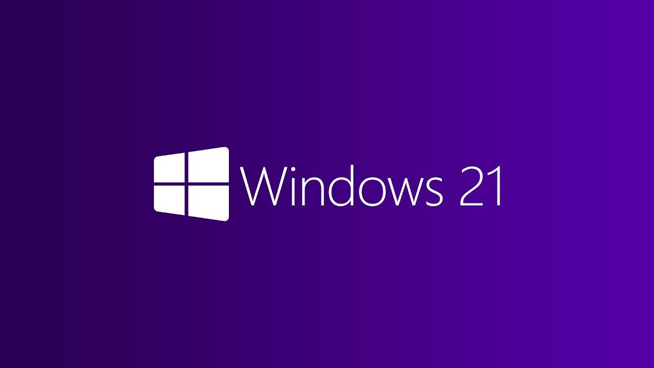 Windows 21 – 2021