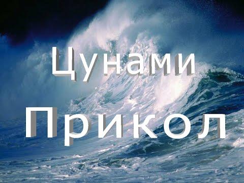 Покорение цунами смотреть видео прикол - 1:29