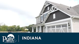 New Homes Near Indianapolis, IN - Clark Meadows at Anson by Pulte Homes