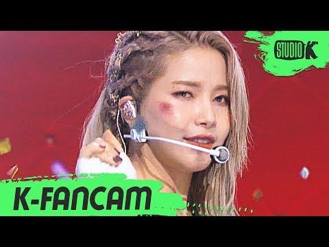 [K-Fancam] 마마무 솔라 직캠 'HIP' (MAMAMOO SOLAR Fancam) l @MusicBank 191115
