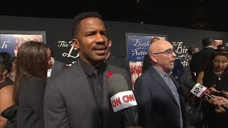 Birth Of A Nation stars respond to reluctant ...