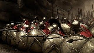 300 Спартанцев Расцвет империи С песняй