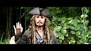 трейлер фильма Пираты Карибского моря 2011