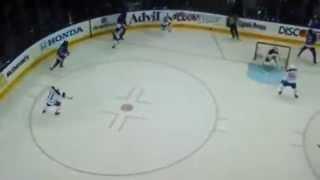 New York Rangers vs Montreal Canadiens 2014