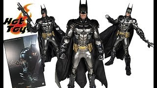 Hot Toys DC Arkham Knight Batman Sideshow Collectibles 1:6 Scale Figure Review