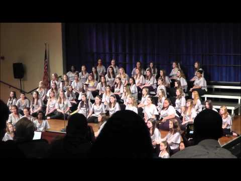 Robious Middle School Spring Chorus Concert 2013