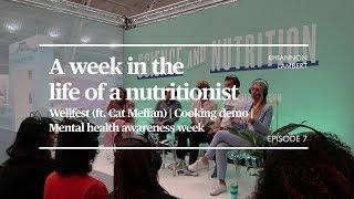 A WEEK IN THE LIFE OF   EPISODE 7   Nutritionist Rhiannon Lambert