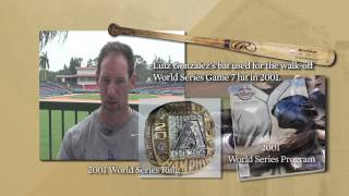 Luis Gonzalez's World Series Winning Hit