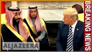 🇸🇦 If Trump will not respond to Khashoggi killing, Congress might | Al Jazeera English