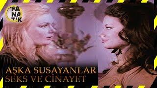 Aşka Susayanlar Seks Ve Cinayet | Kadir İnanır Eski Türk Filmi Tek Parça (Restorasyonlu)