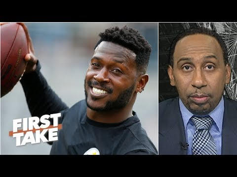 Antonio Brown can't carry the Raiders to the playoffs – Stephen A. | First Take