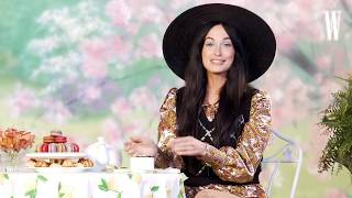 Kacey Musgraves Spills the Tea-(quila) | W Magazine