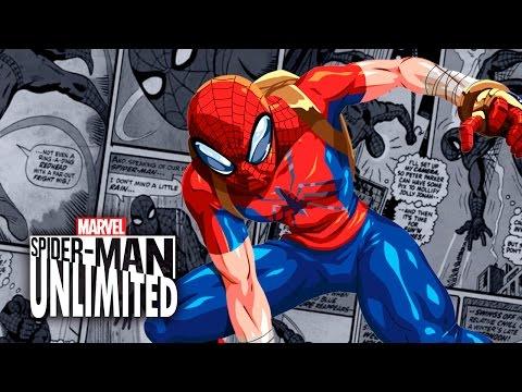 Hodgepodgedude играет Spider-man Unlimited