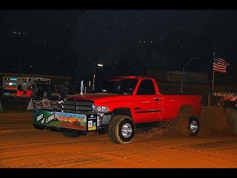 USA East SSD 2.6 Diesel Trucks @ Sharon Speedway