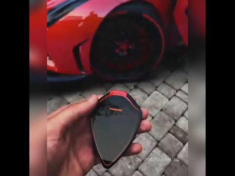 Lamborghini Concept Key Youtube