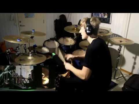 The Devil Wears Prada -  Born To Lose Drum Cover