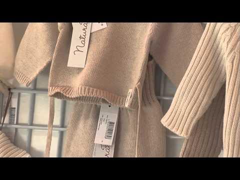 Armand et Clémentine - layette en textile bio