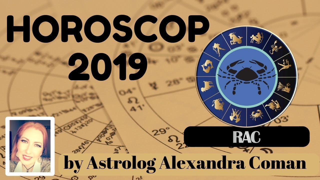 Horoscope with astrologer Mariana Cojocaru. The happiest characters