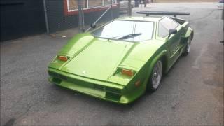 Lamborghini Countach Kit Car Replica
