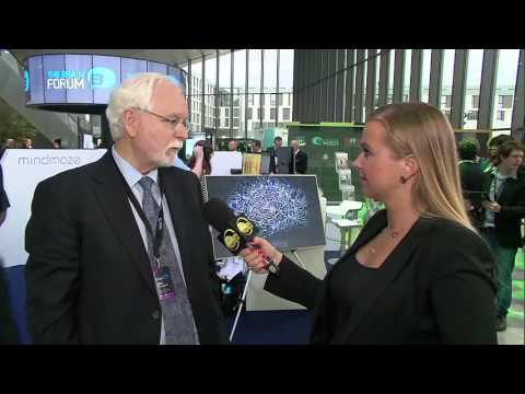 Interview with Prof. John Donoghue at The Brain Forum 2015