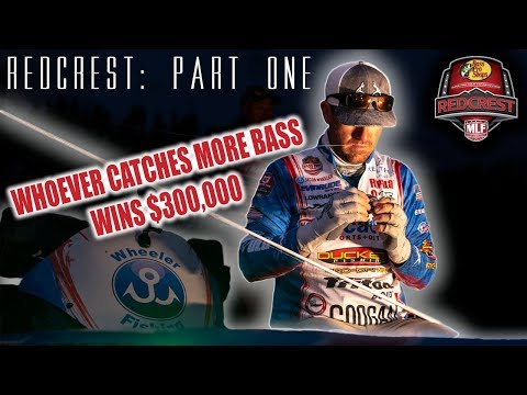 World's first REDCREST Championship (2019 Major League Fishing) - Part One