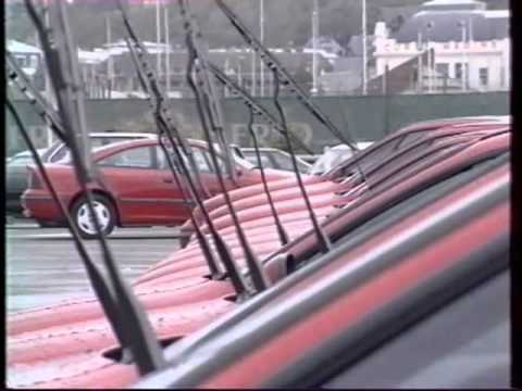 Opel Calibra Commercial | Promotional Event in France