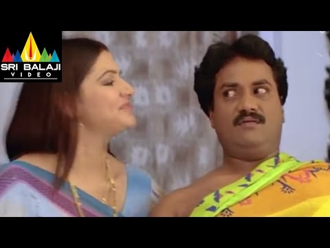 Andala Ramudu Movie Sunil and Aarti Agarwal Scene | Sunil, Aarti Agarwal | Sri Balaji Video